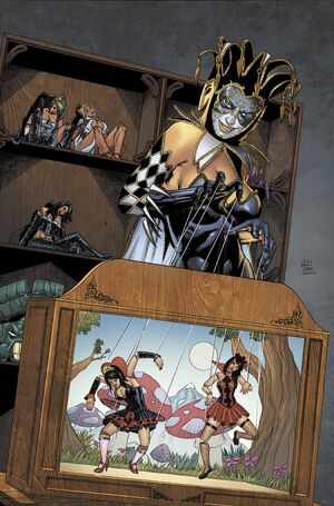 Grimm Fairy Tales Age of Darkness (TPB) Vol 1 3-PA