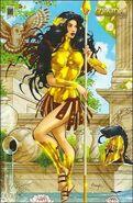 Grimm Fairy Tales Presents Godstorm Vol 1 1-D