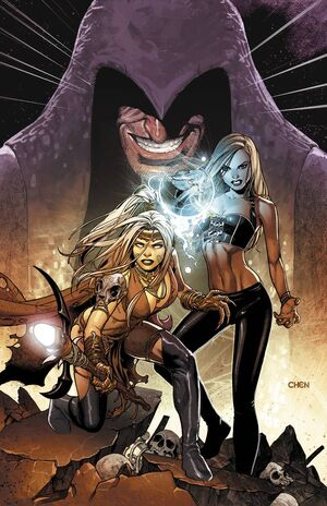 Grimm Fairy Tales Presents Coven Vol 1 1-PA
