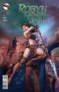 Grimm Fairy Tales Presents Robyn Hood Legend Vol 1 5-C