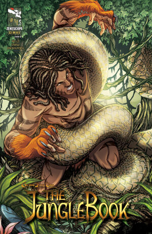 Grimm Fairy Tales Presents The Jungle Book Vol 1 4