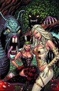 Grimm Fairy Tales Presents Wonderland Vol 1 25-C-PA