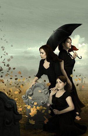 Charmed Season 10 Vol 1 5-PA
