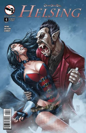 Grimm Fairy Tales Presents Helsing Vol 1 4