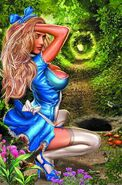 Grimm Fairy Tales Presents Wonderland Down the Rabbit Hole Vol 1 1-B-PA