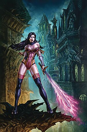 Grimm Fairy Tales Vol 2 18-PA