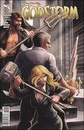 Grimm Fairy Tales Presents Godstorm Vol 1 4-B