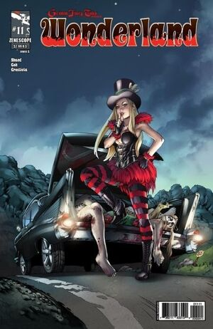 Grimm Fairy Tales Presents Wonderland Vol 1 11