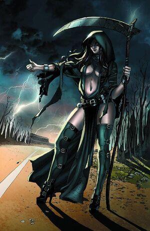 Grimm Tales of Terror Vol 1 1-PA