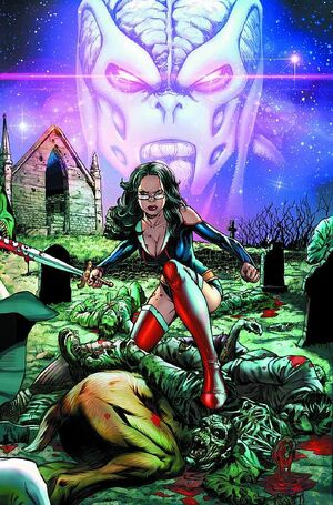 Grimm Fairy Tales Unleashed Shadowlands Vol 1 1-PA