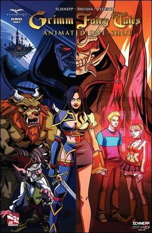 Grimm Fairy Tales Animated Vol 1 1