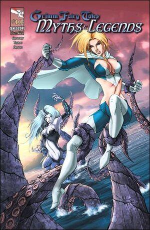 Grimm Fairy Tales Myths & Legends Vol 1 10