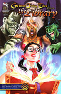 Grimm Fairy Tales Presents the Library Vol 1 1-B