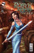 Grimm Fairy Tales Presents Robyn Hood Legend Vol 1 4-C
