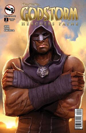 Grimm Fairy Tales Presents Godstorm Hercules Payne Vol 1 2