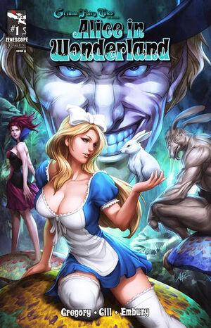 Grimm Fairy Tales Presents Alice in Wonderland Vol 1 1
