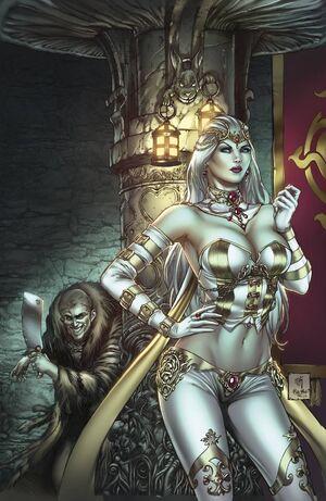 Grimm Fairy Tales Presents Wonderland Vol 1 39-PA