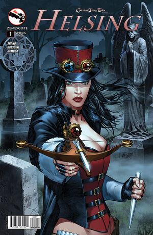 Grimm Fairy Tales Presents Helsing Vol 1 1