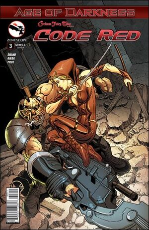 Grimm Fairy Tales Presents Code Red Vol 1 3