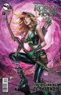 Grimm Fairy Tales Presents Robyn Hood Legend Vol 1 1-D