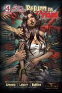 Grimm Fairy Tales Return to Wonderland Vol 1 4-E