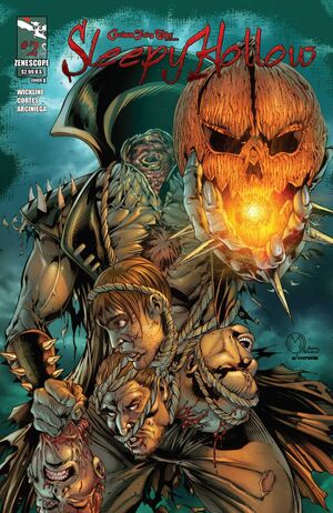 Grimm Fairy Tales Presents Sleepy Hollow Vol 1 2