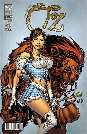 Grimm Fairy Tales Presents Realm War Vol 1 1 | Zenescope