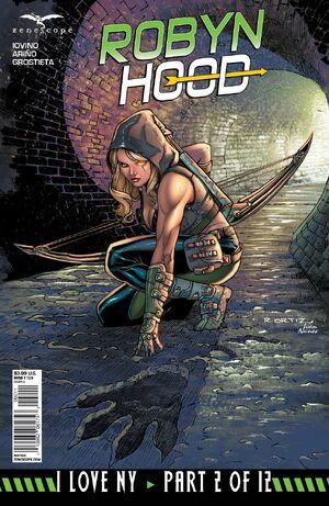 Grimm Fairy Tales Robyn Hood I Love NY Vol 1 2