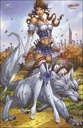 Grimm Fairy Tales Presents Oz Vol 1 3-F