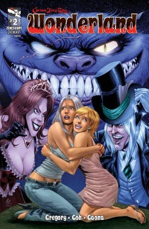 Grimm Fairy Tales Presents Wonderland Vol 1 2