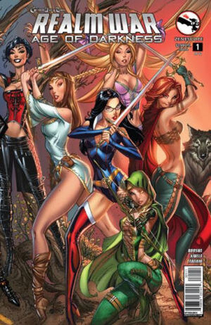 Grimm Fairy Tales Presents Realm War Vol 1 1