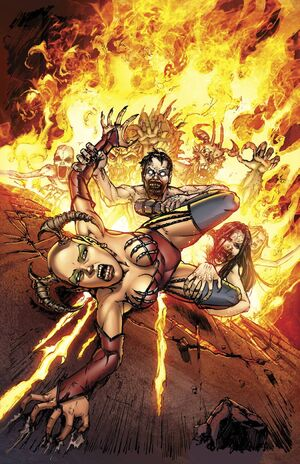 Grimm Fairy Tales Presents Inferno Rings of Hell Vol 1 2-PA