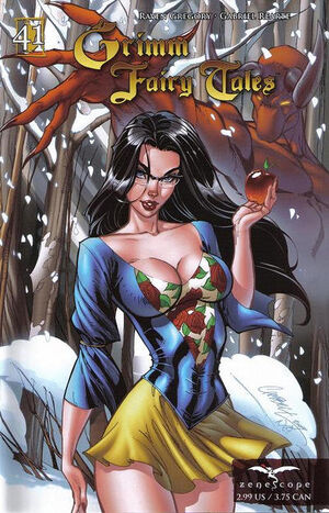 Grimm Fairy Tales Vol 1 41