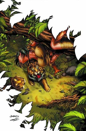 Grimm Fairy Tales Presents The Jungle Book Last of The Species Vol 1 5-PA