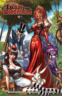 Escape from Wonderland (TPB) Vol 1 1