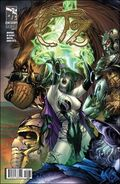 Grimm Fairy Tales Presents Oz Vol 1 1-C
