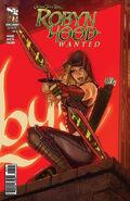 Robyn Hood Wanted Vol 1 1-B