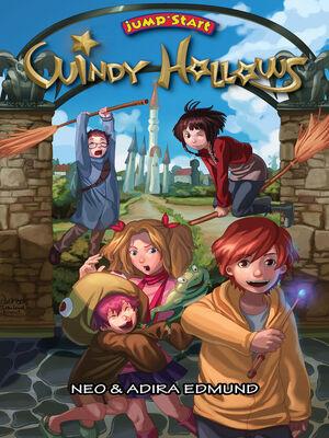Jump Start Windy Hollows (GN) Vol 1 1