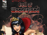 Grimm Fairy Tales Presents Call of Wonderland Vol 1 1