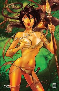 Grimm Fairy Tales Presents The Jungle Book Vol 1 4-E