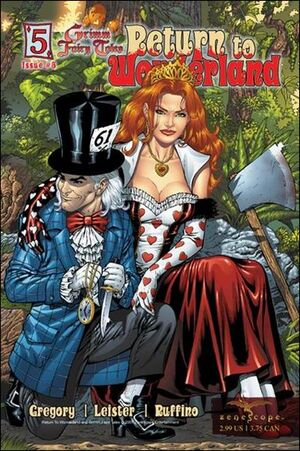 Grimm Fairy Tales Return to Wonderland Vol 1 5