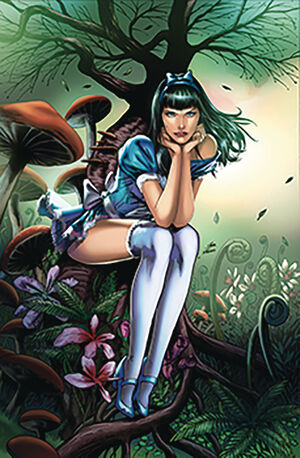 Grimm Fairy Tales Presents Revenge of Wonderland Vol 1 1-PA