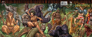 Grimm Fairy Tales Presents The Jungle Book Vol 1 1-E