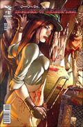 Grimm Fairy Tales Presents Madness of Wonderland Vol 1 4-B