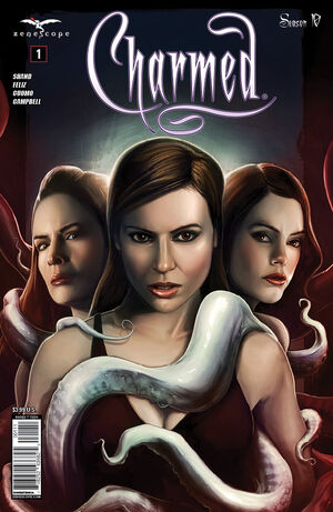 Charmed Season 10 Vol 1 1