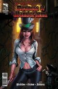 Grimm Fairy Tales Presents Madness of Wonderland Vol 1 1-B