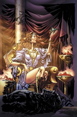 Grimm Fairy Tales Presents Oz Reign of the Witch Queen Vol 1 2-PA