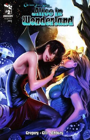 Grimm Fairy Tales Presents Alice in Wonderland Vol 1 2