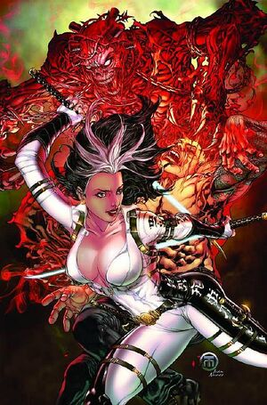 Grimm Fairy Tales Unleashed Unseen Vol 1 2-PA
