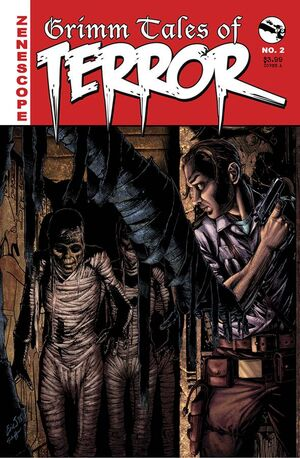 Grimm Tales of Terror Vol 2 2-PA